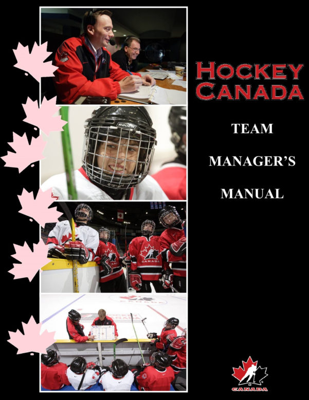 Hockey Team Treasurer Spreadsheet With Regard To Hockey Team Manager Manual  Ramp Interactive Pages 1  42  Text