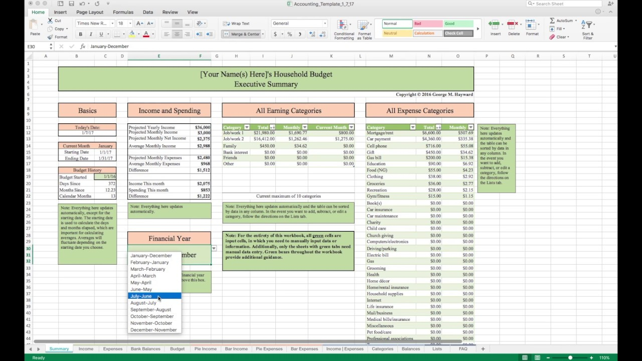 Home Budget Spreadsheet Excel Free Throughout Home Budget Spreadsheet Free Downloadable Templates Planner Excel