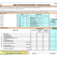 Home Building Budget Spreadsheet In Construction Budget Spreadsheet Home Xls New House Cost Residential