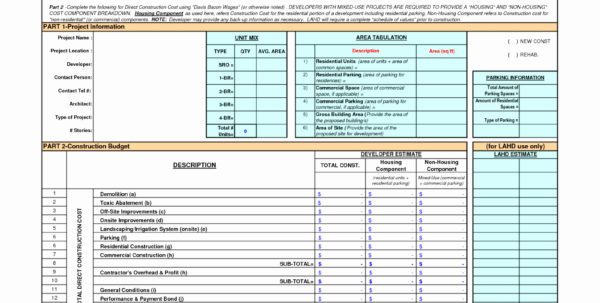 Home Building Cost Breakdown Spreadsheet With Construction Cost Estimate Template Excel Luxury Residential