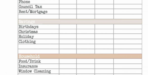 Home Buying Spreadsheet With Buying A House Budget Spreadsheet Collections Home Fr ~ Epaperzone