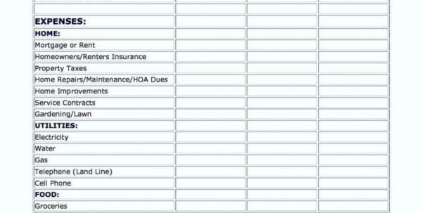 Home Construction Spreadsheet Regarding Home Construction Spreadsheet Costing Building Estimate Worksheet