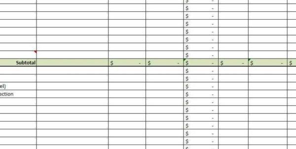 Home Construction Spreadsheet Within Home Construction Estimating Spreadsheet  Laobingkaisuo Regarding