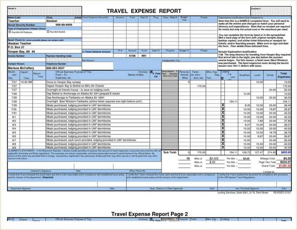 Home Expenses Spreadsheet For Expense Template For Home Spreadsheet Online Monthly Expenses