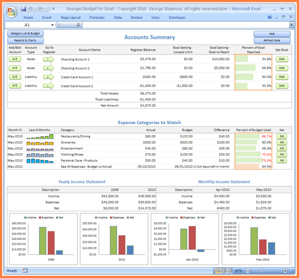Home Finance Spreadsheet Uk Inside Personal Finance Spreadsheet Exceludget Reddit  Askoverflow