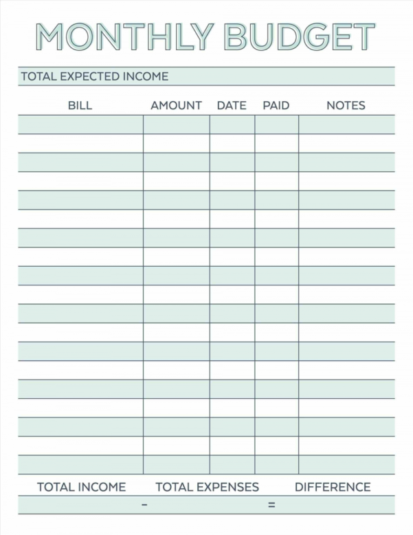Home Finance Spreadsheet Uk Intended For Free Financial Spreadsheet Monthly Business Expense Template