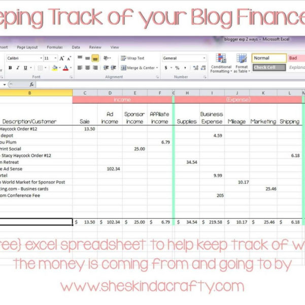 Home Income Expense Spreadsheet For 100  [ Home Business Expense Spreadsheet ]  10 Free Household For