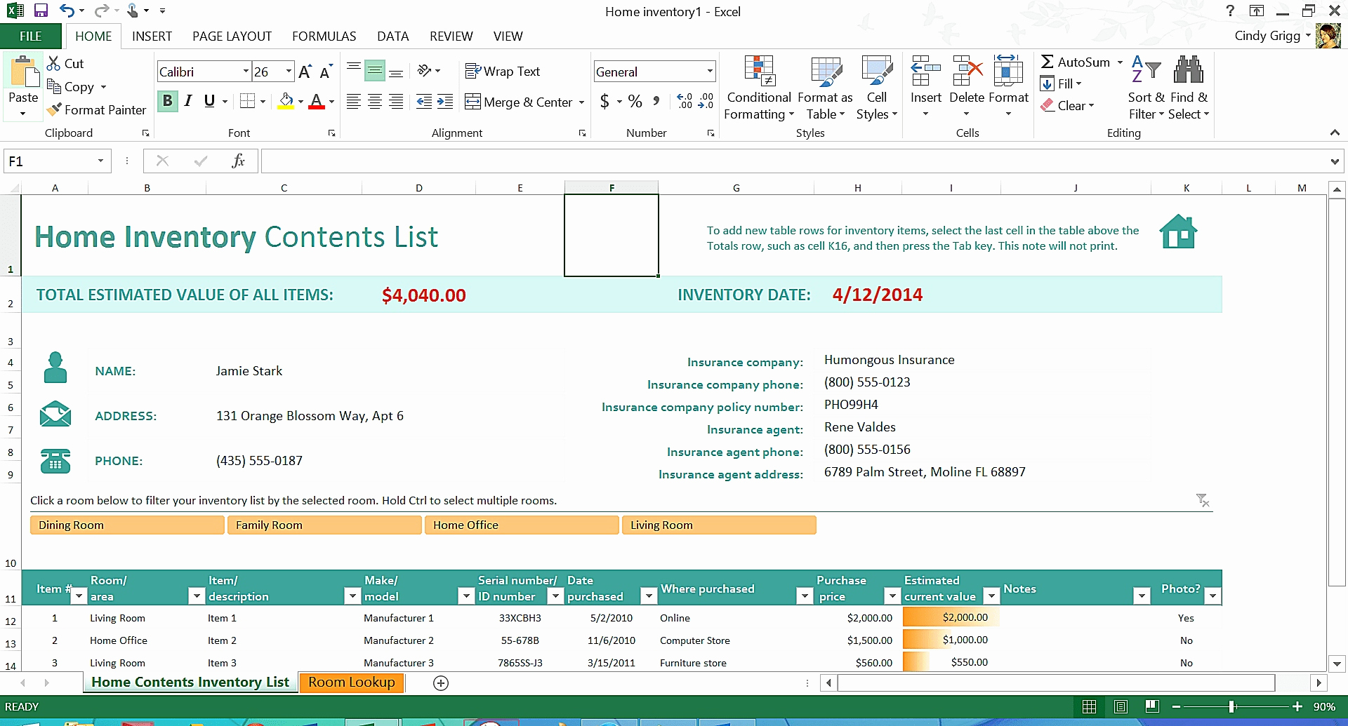 Home Inventory Spreadsheet Intended For Home Inventory Spreadsheet For Moving Food Google Docs Up  Askoverflow