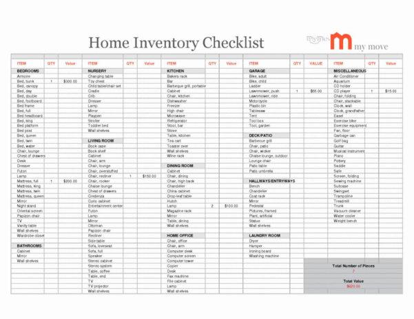 Home Inventory Spreadsheet Within Home Inventory Spreadsheet  Aljererlotgd