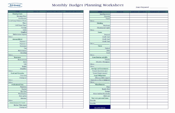 Home Office Expense Spreadsheet Intended For 17 New Home Office Deduction Worksheet Excel  Thonda