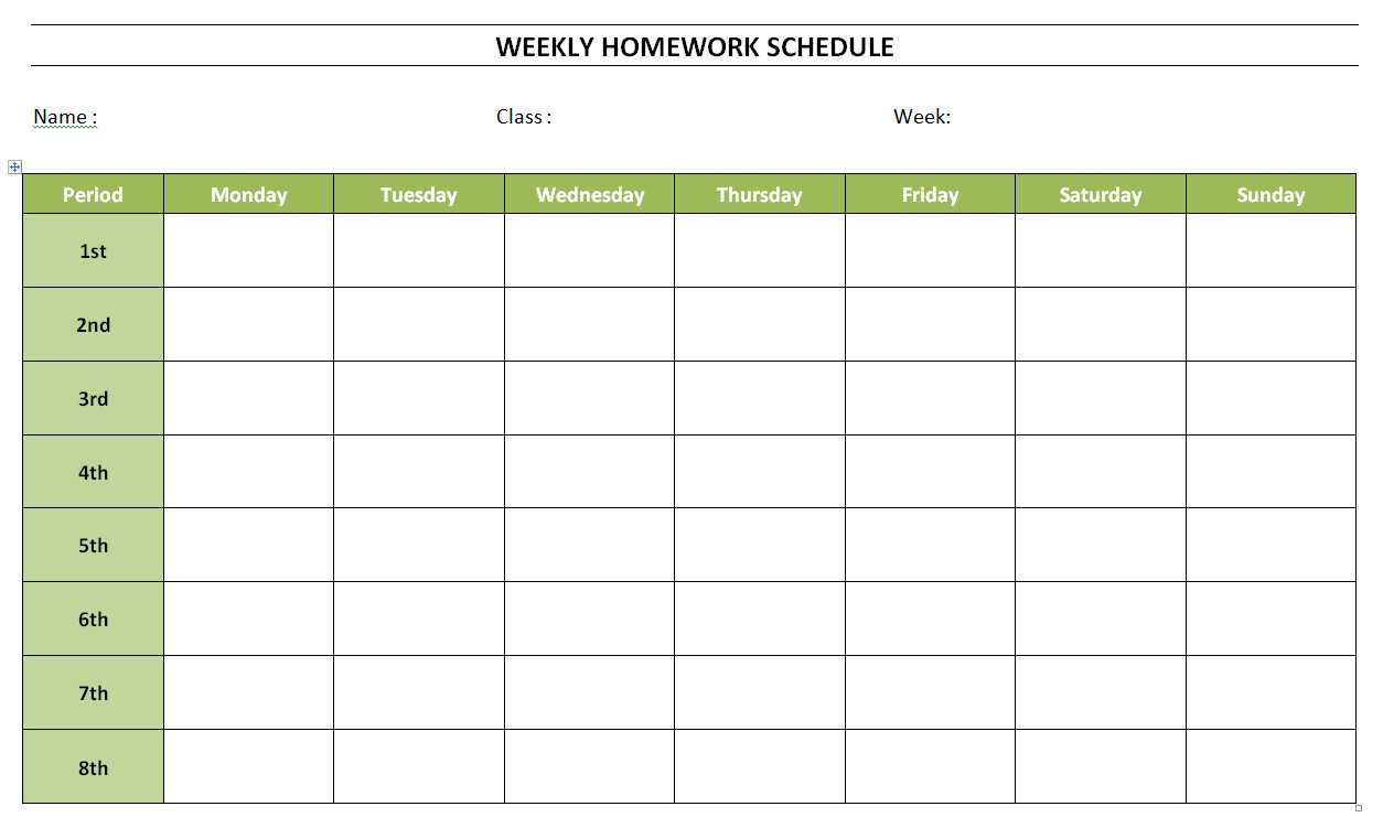Homework Spreadsheet In Work Hourspreadsheet Templates Excel Calendar Template