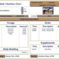 Horse Boarding Spreadsheet Intended For Blog  Equine Genie  Horse Business Management Software