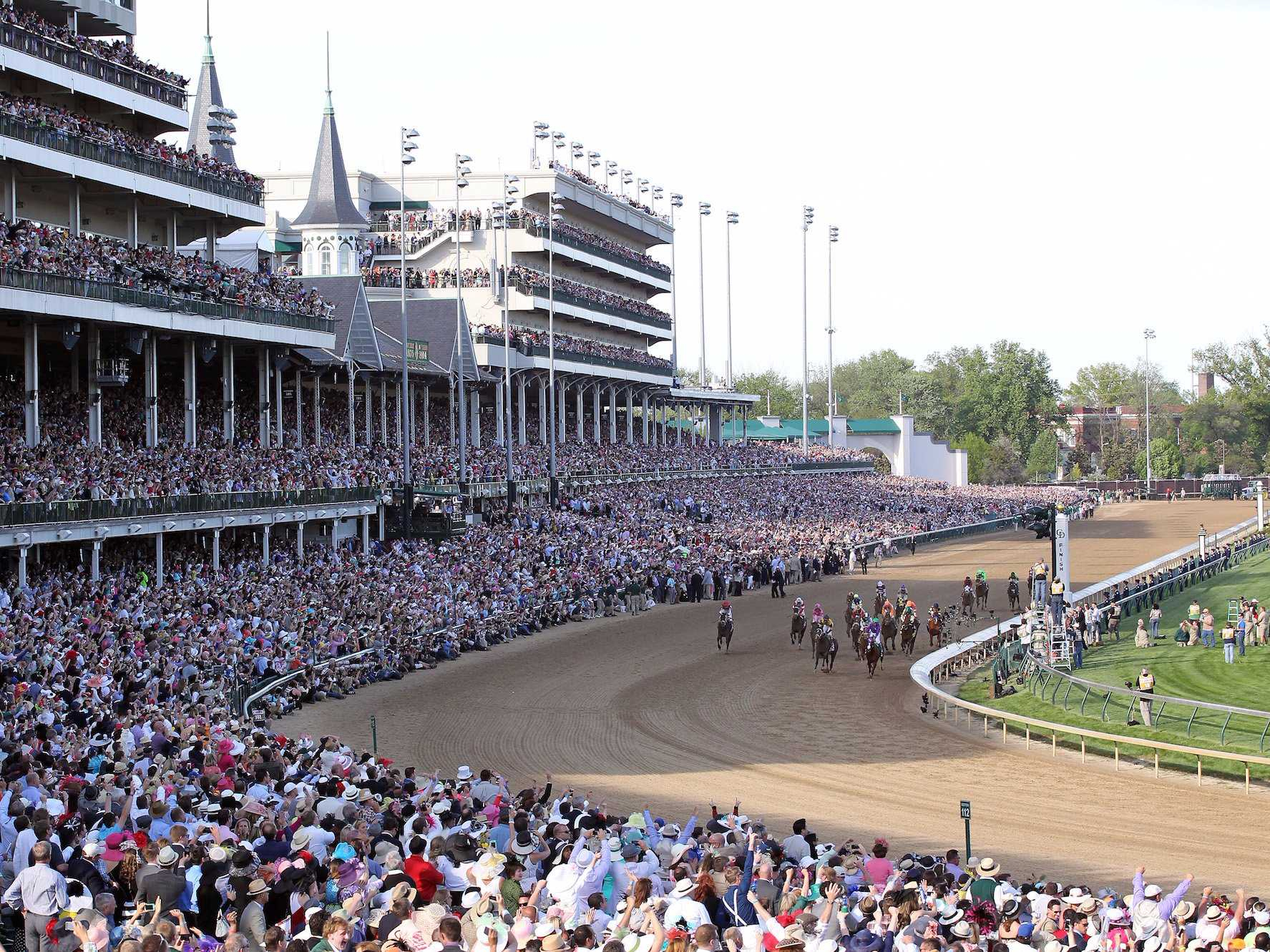 Horse Racing Form Spreadsheet In Use Our Excel Spreadsheet To Bet On The Kentucky Derby  Business