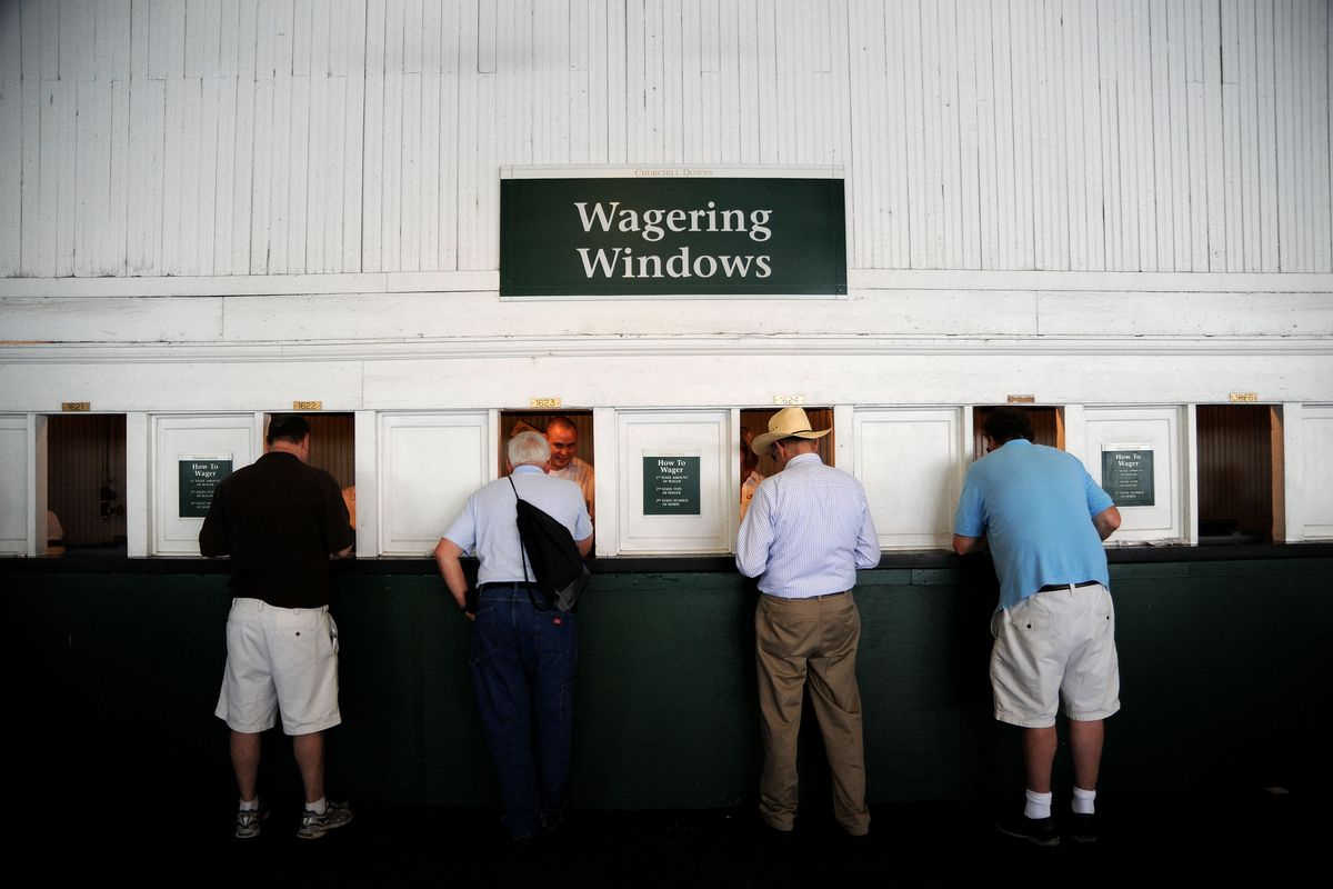 Horse Racing Form Spreadsheet Throughout Horse Racing Betting: Terms, Tips, And Explanations  Sbnation