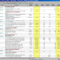 Hotel Construction Budget Spreadsheet Intended For Construction Cost Spreadsheet Project Estimate Template Excel And In
