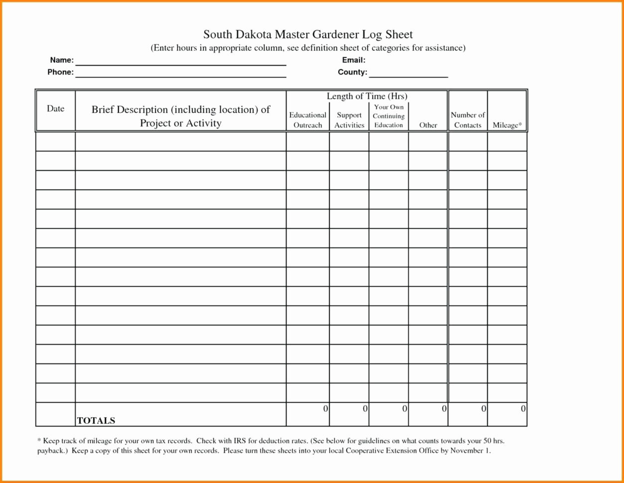 Hour Tracker Spreadsheet In Mileage Tracker Spreadsheet New Template Work Hours Log Working