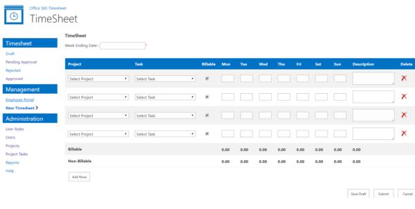 Hour Tracking Spreadsheet Inside Office 365 Timesheet In Employee Hour Tracking Template Employee