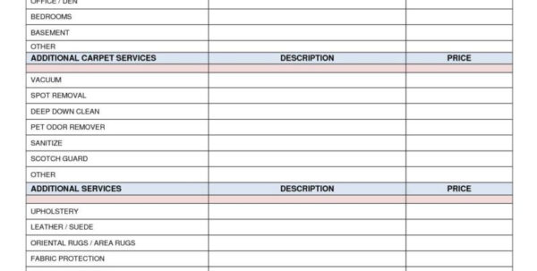 Hours Of Service Spreadsheet Inside Estimating Spreadsheet Template And Doc Services Quote Template