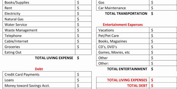 House Cleaning Pricing Spreadsheet Intended For Houseeaning Pricing Spreadsheet Home Monthly Budget For Elegant