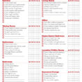 House Cleaning Spreadsheet Templates Inside 40 Printable House Cleaning Checklist Templates  Template Lab