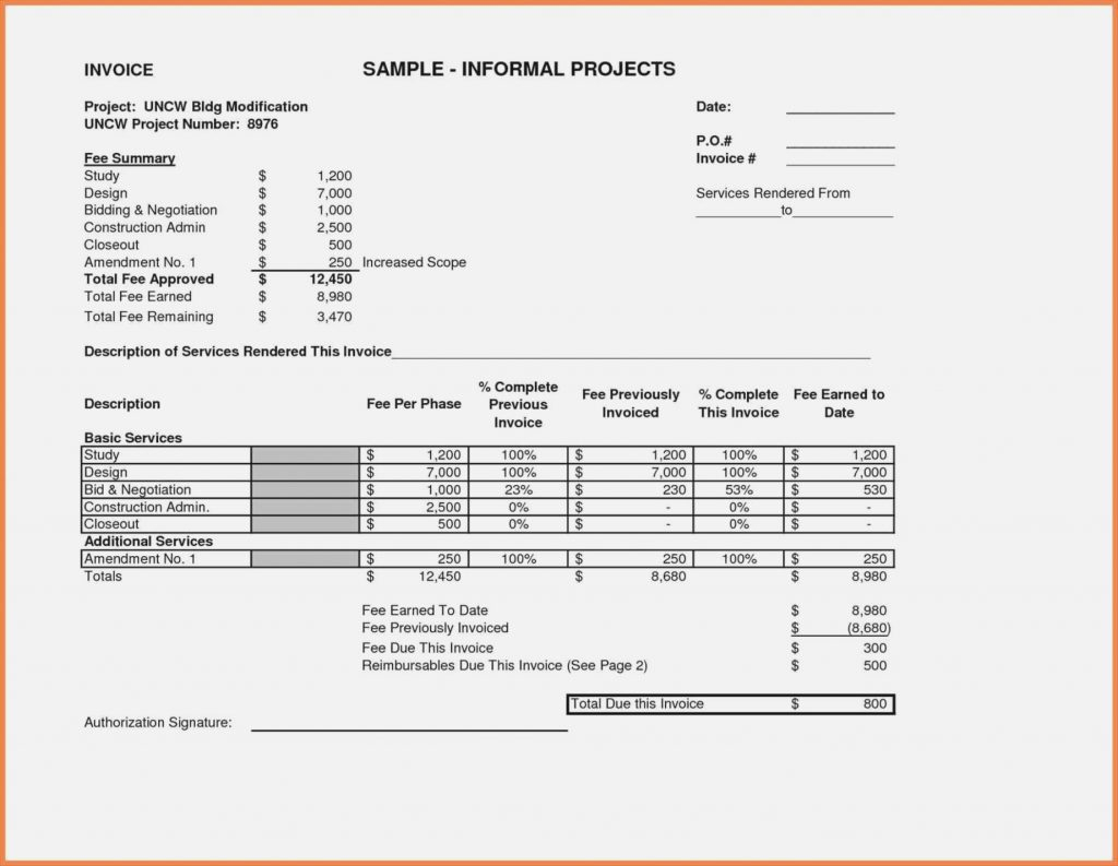 House Cleaning Spreadsheet Templates With House Cleaning Invoice Sample Spreadsheet Template