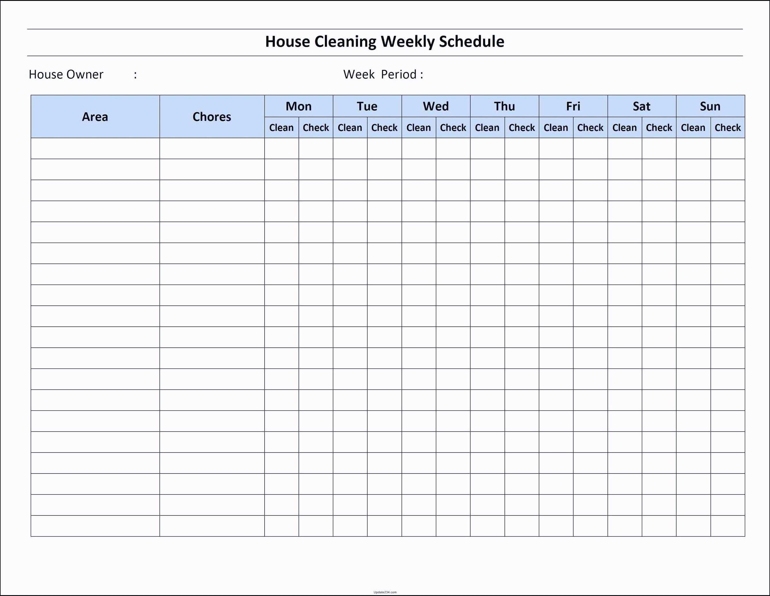 House Cleaning Spreadsheet Templates With Regard To Cleaning Spreadsheet Best Of 16 Fresh Blank Inventory Spreadsheet