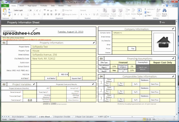House Flipping Spreadsheet Xls With Regard To House Flipping Calculator Excel Lovely Ppsothebysrealty  Natty Swanky