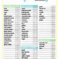 House Inventory Spreadsheet Regarding Household Inventory Spreadsheet For 17 Awesome Pantry Inventory