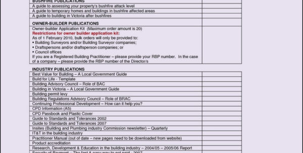 House Renovation Spreadsheet In House Renovation Checklist Template Spreadsheet Example Of