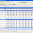Household Bills Spreadsheet Template In Excel Templates Budget Monthly Household Bills Sample Personal