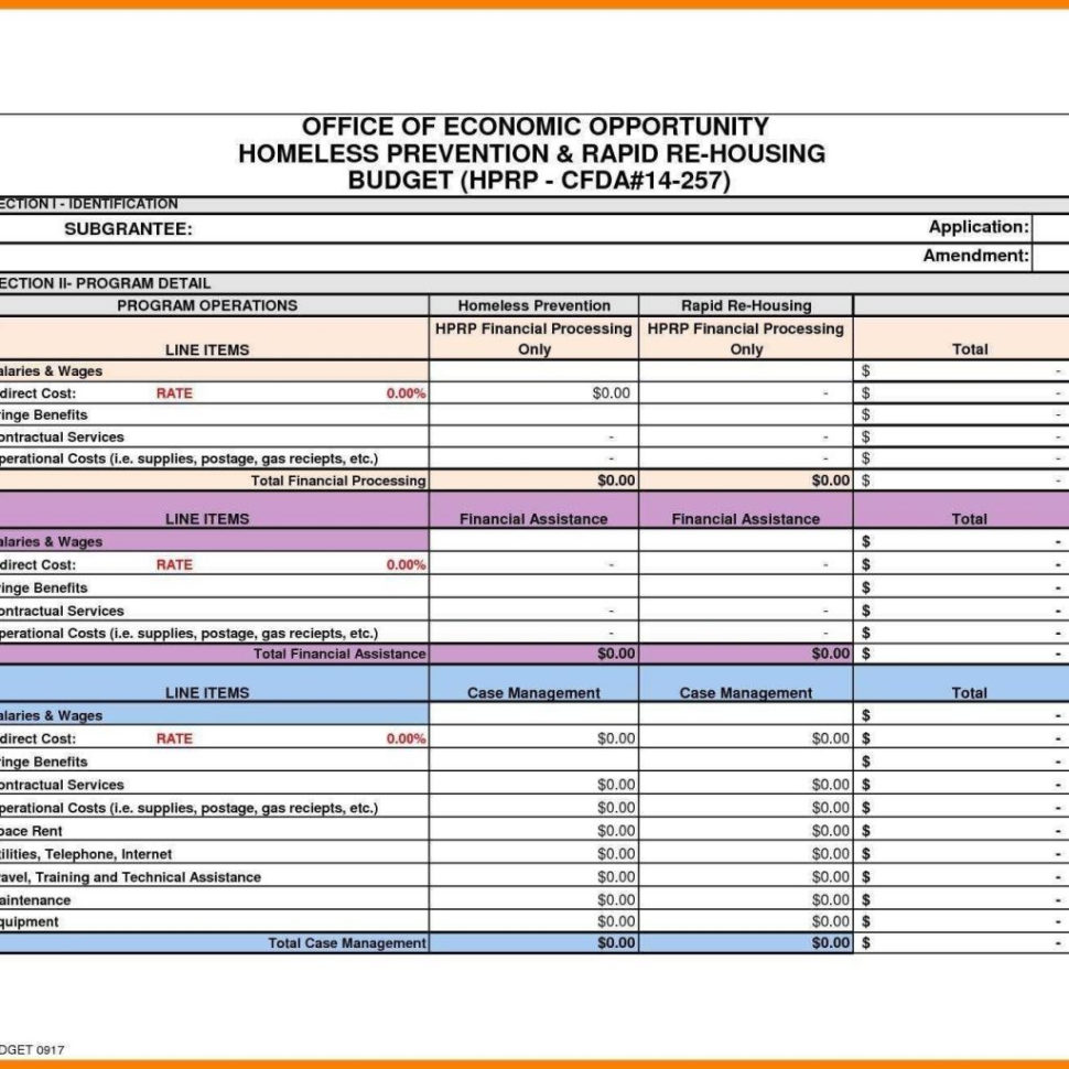 Household Expenditure Spreadsheet For 100  [ Household Budget Spreadsheet Template ]  5 Budget Template
