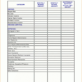 Household Finance Spreadsheet For Expenseusiness Monthly Expenses Spreadsheet With Enchanting