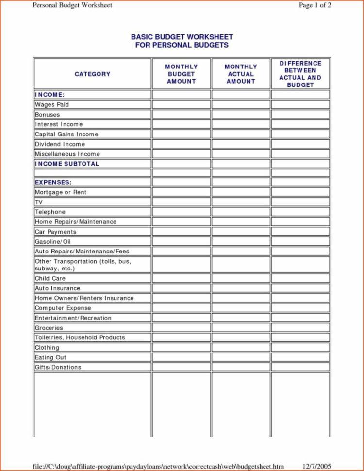 Household Financial Planning Spreadsheet Pertaining To Financial Planning Spreadsheet Free And Template Sample Worksheets