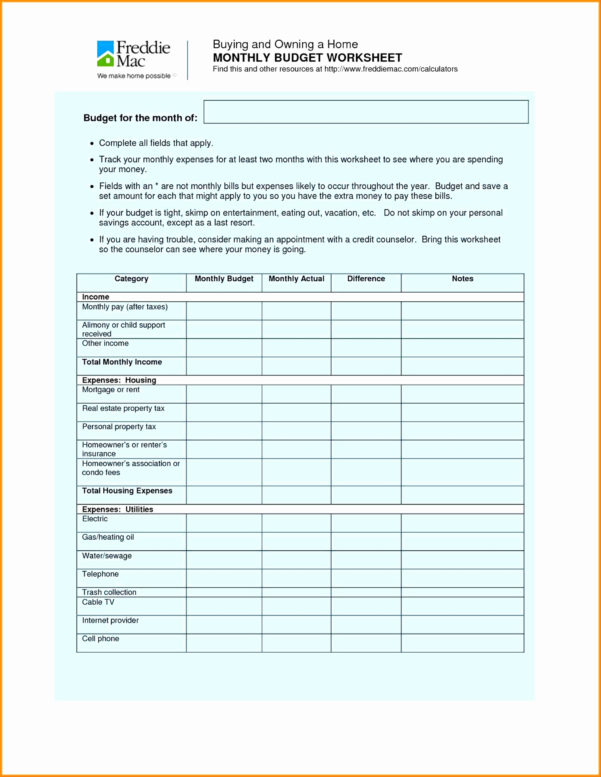 Household Monthly Expenses Spreadsheet With Regard To Monthly Bills Template Spreadsheet Budget Uk Expense Sheet Xls Excel