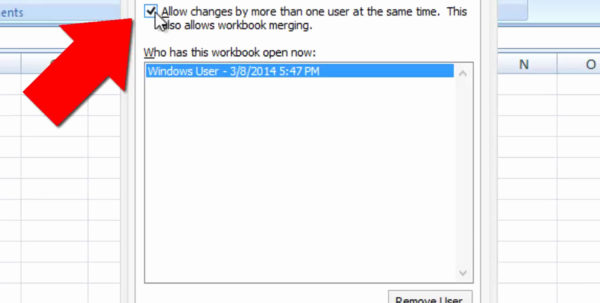 How Can I Share An Excel Spreadsheet Within Share Excel Spreadsheet For How To Unshare An Excel Workbook 5 Steps