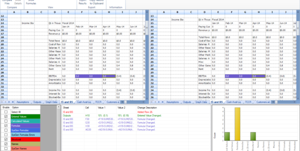 How Do I Compare Two Excel Spreadsheets With The Best Way To Compare Two Excel Workbooks