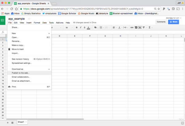 """How Do I Edit A Spreadsheet In Google Drive Regarding How To Create A Free Distributed Data Collection """"app"""" With R And"""