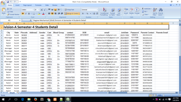 How Do I Format An Excel Spreadsheet For Excel Date Format Not Inserting In Mysql  Stack Overflow