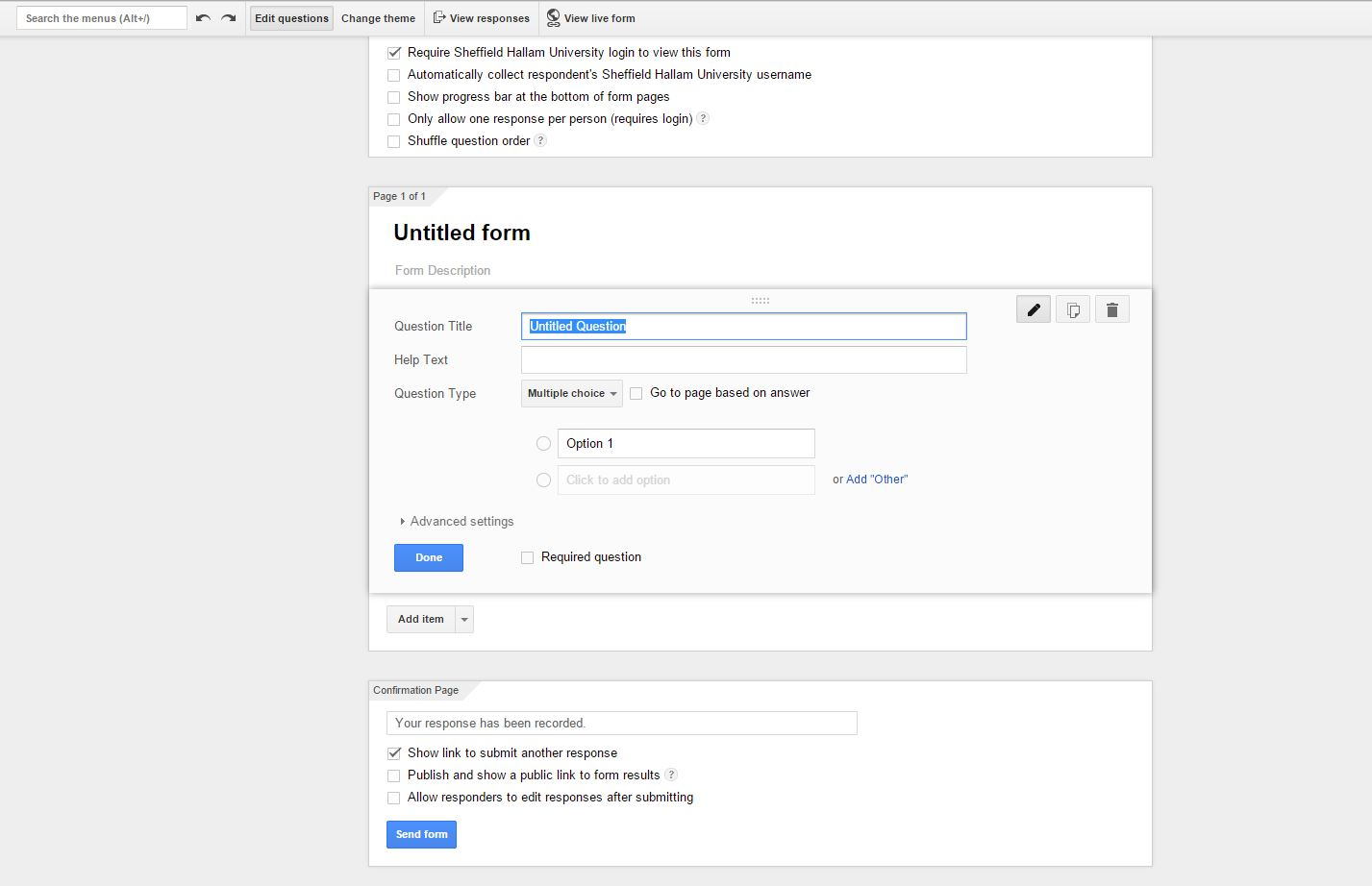 How Do I Make A Spreadsheet In Google Docs Throughout Google Apps For Education  Google Forms  Shutech Blog