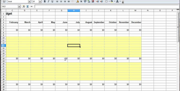 How Do I Make A Spreadsheet Within How To Make Spreadsheets On Excel – Theomega.ca