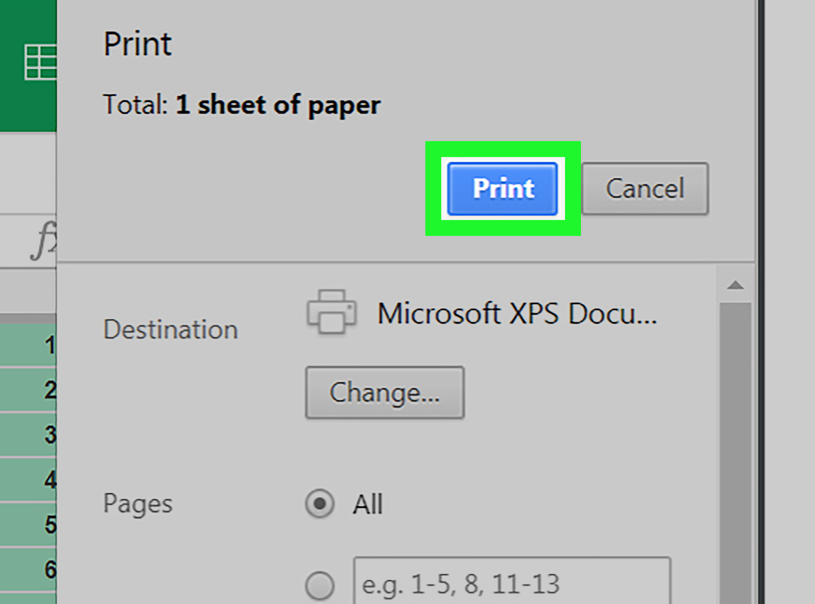 How Do I Make Mailing Labels From A Google Spreadsheet Inside How To Set Print Area On Google Sheets On Pc Or Mac: 7 Steps