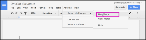 How Do I Print Address Labels From Google Spreadsheet For How To Create Mailing Labels In Google Docs : Teton Science Schools