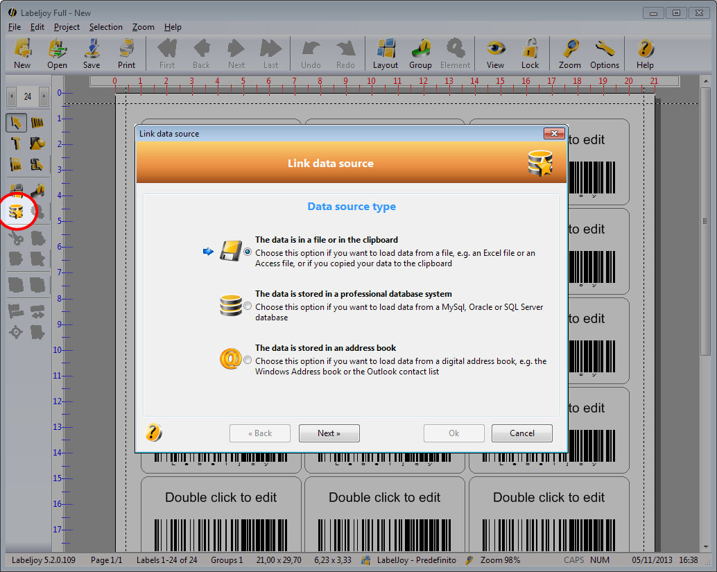 How Do I Print Labels From An Excel Spreadsheet Throughout How To Print Labels From Excel, Generate Barcodes, Download Now