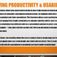 How Do Spreadsheets Improve Productivity Inside Aaron Crockett Spreadsheets Used In The Real World Examples Of