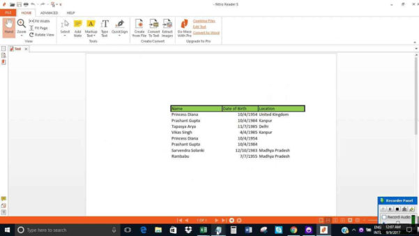 How Do You Convert A Pdf To Excel Spreadsheet With Regard To Convert Pdf Into Excel Sheet And Convert A Pdf File To Excel