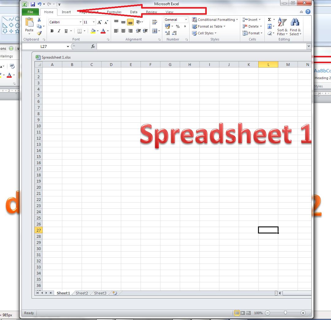 How Do You Do Excel Spreadsheets Regarding How Do I View Two Excel Spreadsheets At A Time?  Libroediting