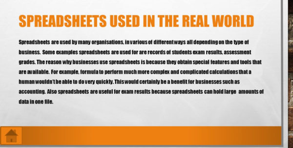 How Spreadsheets Are Used In Business With Regard To Aaron Crockett Spreadsheets Used In The Real World Examples Of