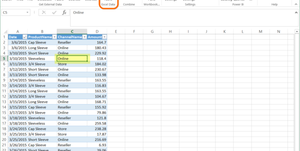 How To Build A Spreadsheet In Excel 2013 For Group Or Summarize Data In Excel With Power Query