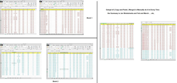 How To Combine Excel Spreadsheets Intended For How To Consolidate Excel Sheets Or Merge It  Stack Overflow