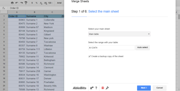 How To Combine Excel Spreadsheets Within Merge Data From Two Sheets In 5 Steps
